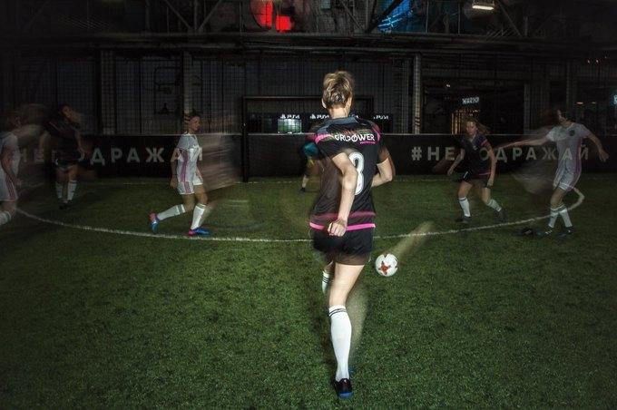 adidas разработали форму для женского футбольного клуба GirlPower. Изображение № 2.