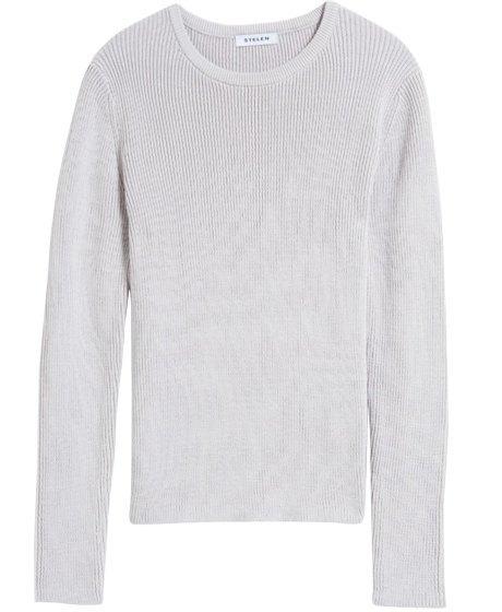 10 серых свитеров со скидками: От простых до роскошных. Изображение № 4.