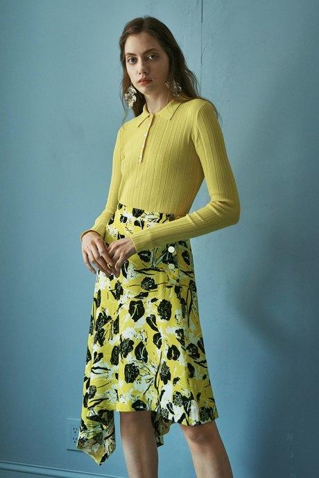 Что носить летом: 10 образов со всеми оттенками жёлтого. Изображение № 20.