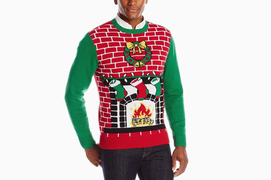 Уродливый рождественский свитер с плеча Майкла Шеннона. Изображение № 1.