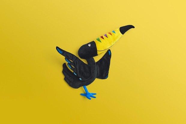 Новая коллекция игрушек IKEA по мотивам детских рисунков. Изображение № 7.