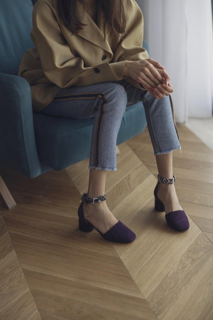 Portal и Анка Цицишвили показали совместную обувную коллекцию . Изображение № 10.