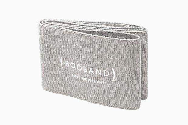 Лента Booband для поддержки груди на тренировках. Изображение № 5.