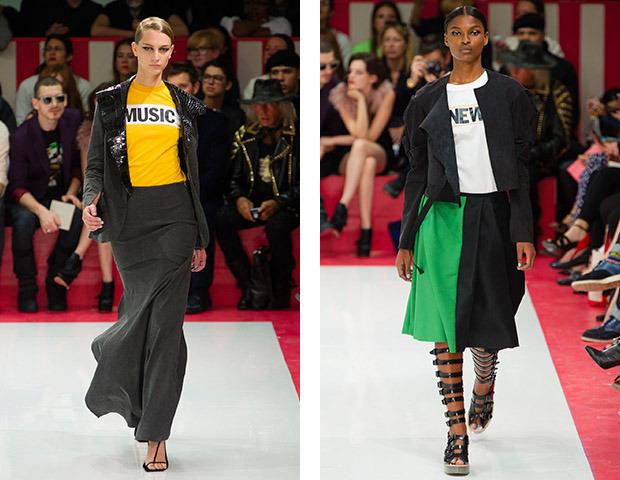 Неделя моды в Лондоне: Показы Acne, Mary Katrantzou, Vivienne Westwood и Philip Treacy. Изображение № 12.