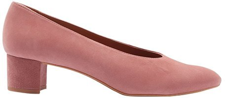Туфли на низком каблуке: От простых до роскошных . Изображение № 5.
