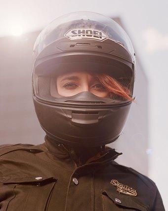 Я и друг мой мотоцикл: Девушки о мотоспорте  и своих байках. Изображение № 6.