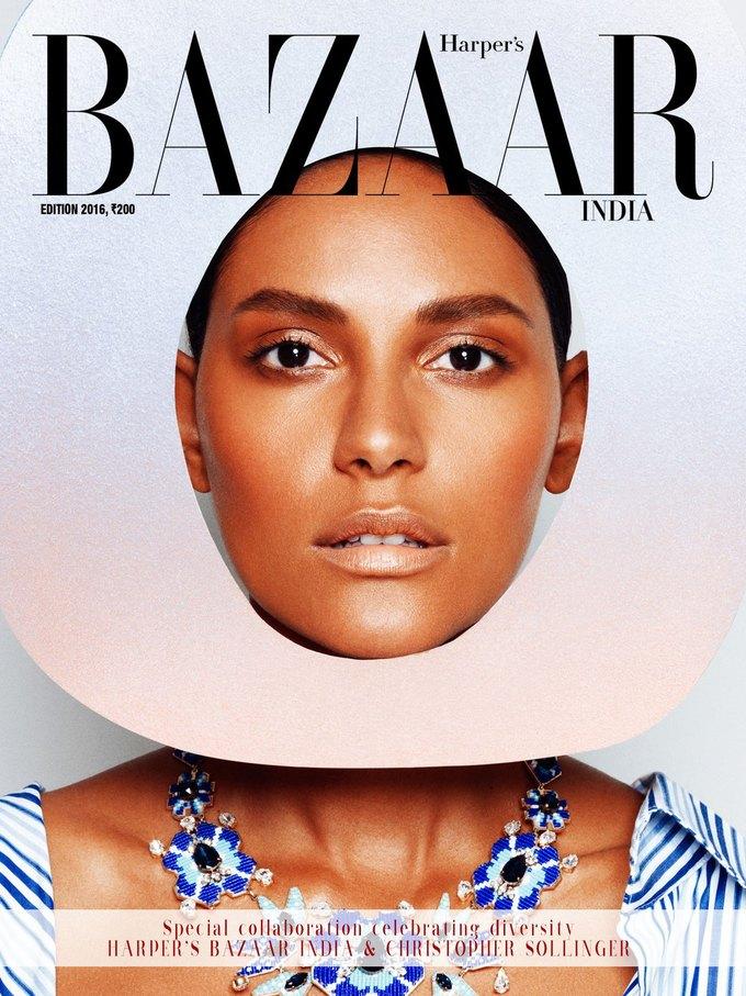 Для обложки Harper's Bazaar впервые снялись модели-трансгендеры. Изображение № 9.