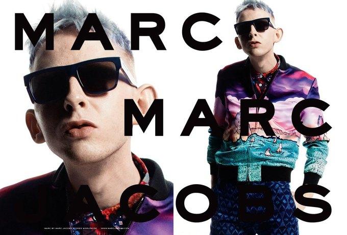 Marc by Marc Jacobs опять нашли моделей в соцсетях. Изображение № 10.