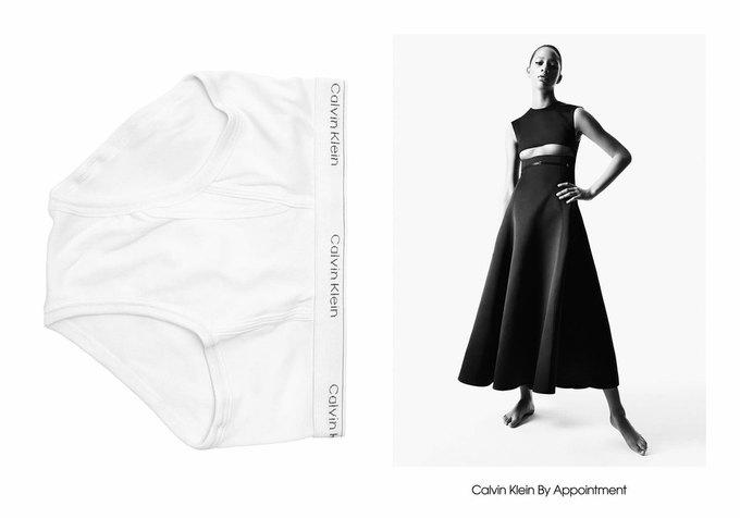 Милли Бобби Браун снялась в кампании Calvin Klein. Изображение № 9.