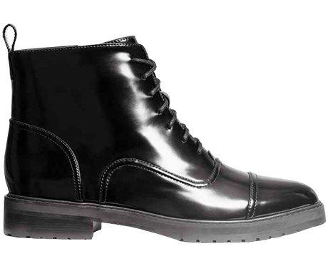 Что носить осенью:  10 пар высоких ботинок  на шнуровке. Изображение № 8.