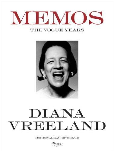 Внук Дианы Вриланд написал книгу о своей бабушке. Изображение № 1.