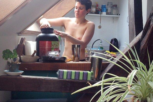 Эбигейл/Эндрю Липарото об арт-проекте  по смене пола. Изображение № 6.