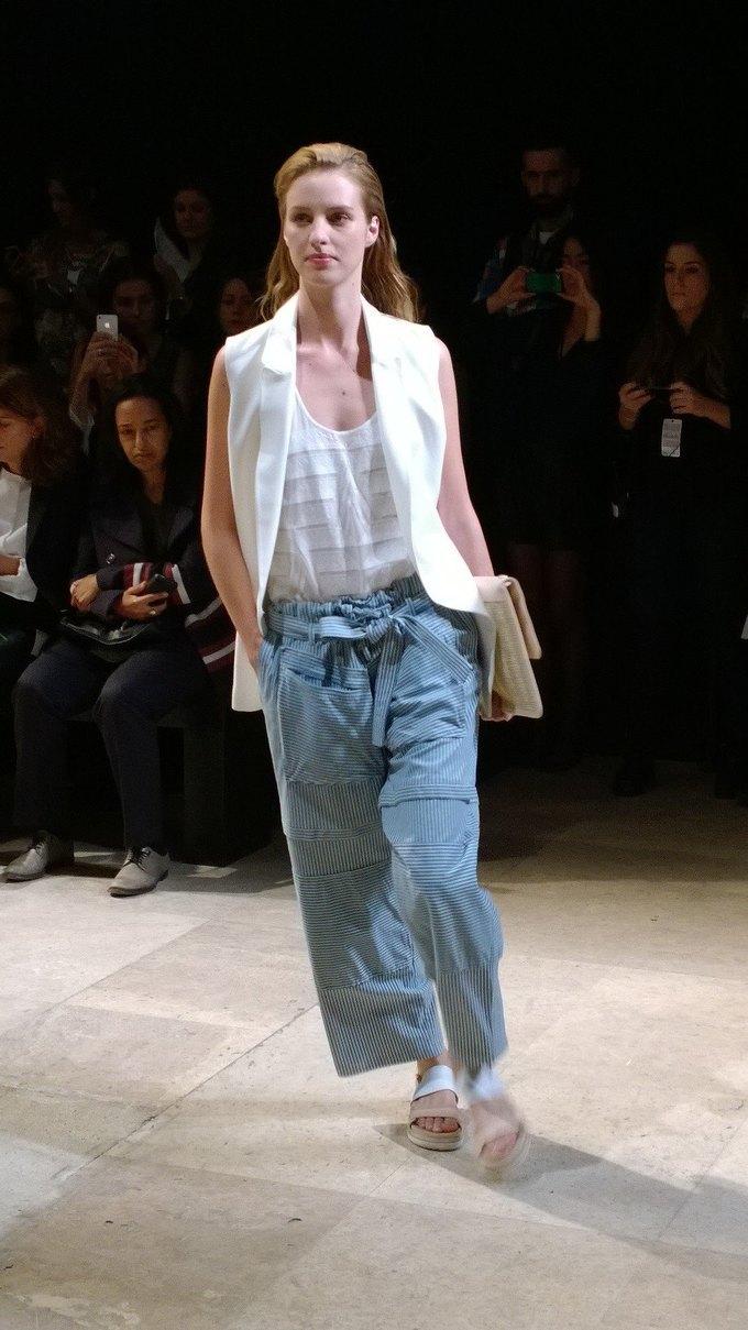 Прямой репортаж  с Paris Fashion Week:  День 8. Изображение № 6.