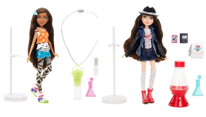 Новые куклы учат девочек заниматься наукой и становиться инженерами. Изображение № 1.