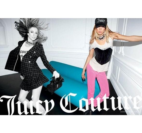 Juicy Couture FW 2011. Изображение № 22.