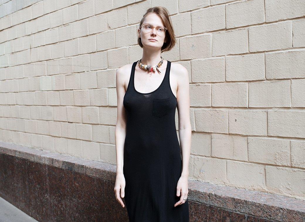 Директор по маркетингу  Анна Петухова  о любимых нарядах. Изображение № 1.