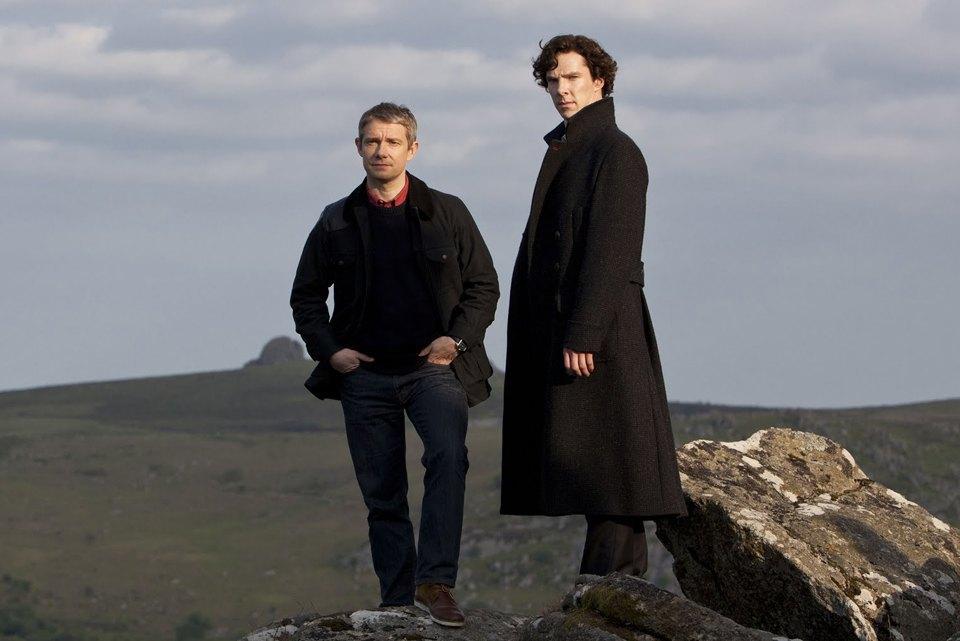 Почему нужно  смотреть «Шерлока» прямо сейчас. Изображение № 4.