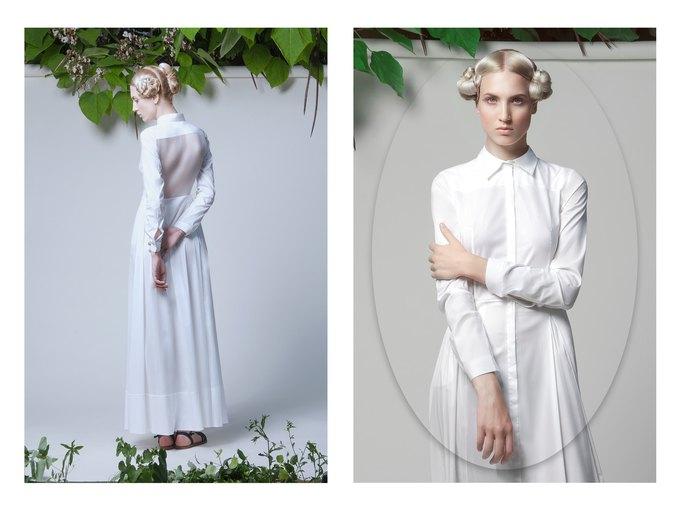 Фото Евгения Павленко, стиль Ксения Шнайдер, модель Ксения Биличкевская. Изображение № 8.
