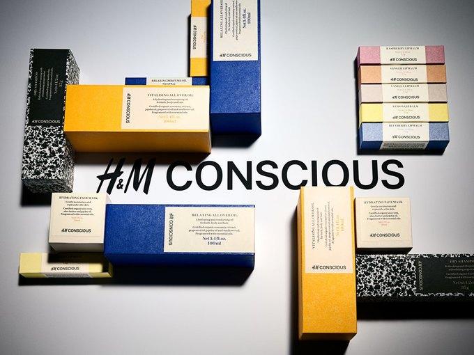 H&M запускают линейку органической косметики. Изображение № 1.