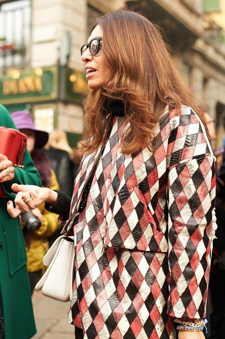 Стритстайл: Неделя моды в Милане,  часть II. Изображение № 23.