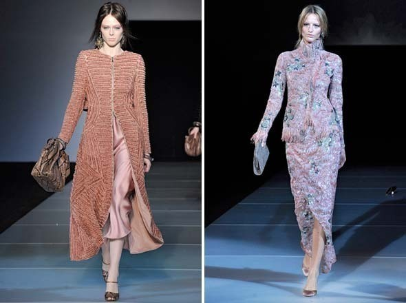 Изображение 2. Показы на Milan Fashion Week FW 2011: день 6.. Изображение № 4.
