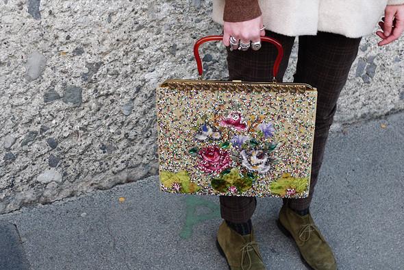 Изображение 29. Детали: Milan Fashion Week.. Изображение № 31.