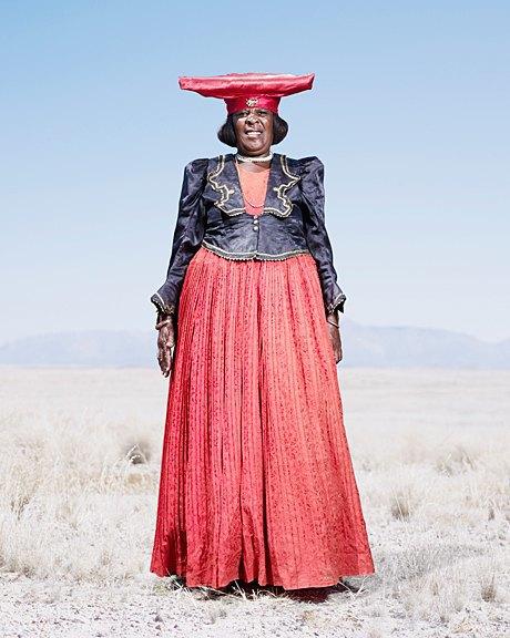 «Гереро»: мода африканского племени как символ неповиновения. Изображение № 11.