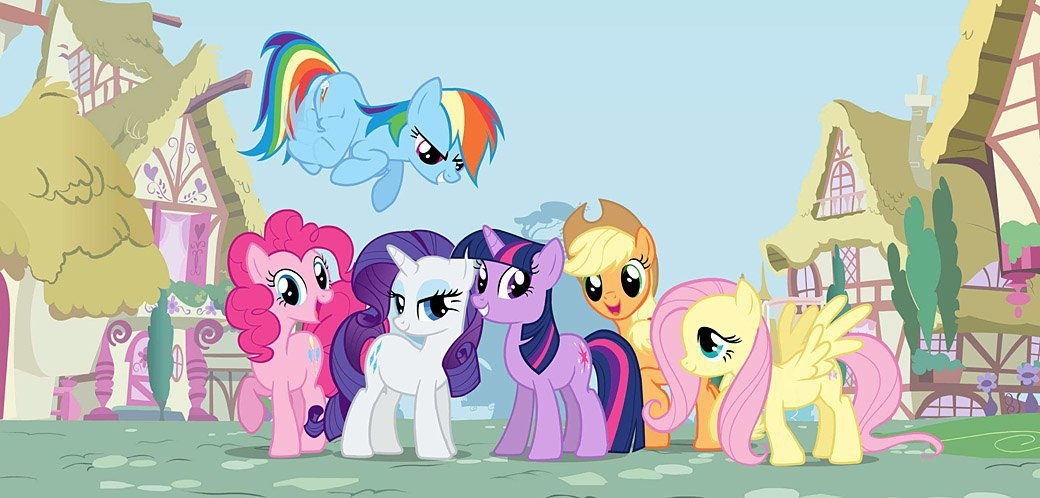Как My Little Pony стал мужским фетишем. Изображение № 2.