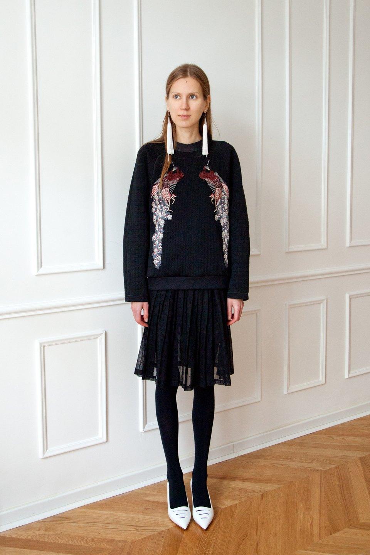 Аня Небренчина,  дизайнер марки Roi et Moi. Изображение № 21.