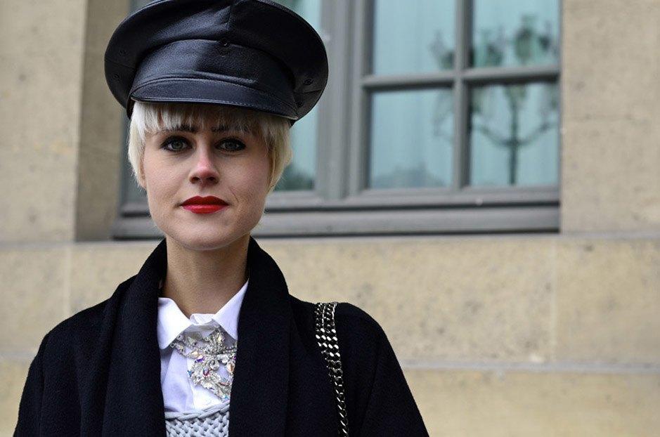 Гости Парижской недели моды FW13, часть 1. Изображение № 36.