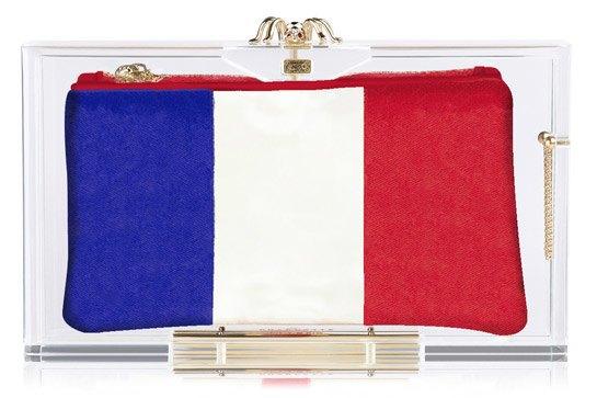 Charlotte Olympia создали коллекцию клатчей  к чемпионату мира. Изображение № 3.