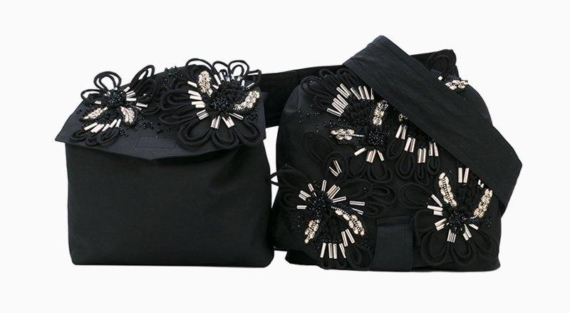 Освободи руки: 10 поясных сумок от простых до роскошных. Изображение № 2.