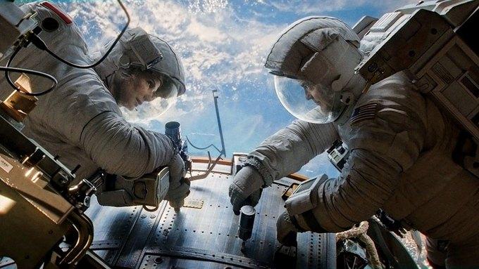«Гравитация», реж. Альфонсо Куарон. Изображение № 16.