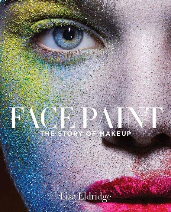 Так будет выглядеть книга Лизы Элдридж об истории макияжа. Изображение № 1.