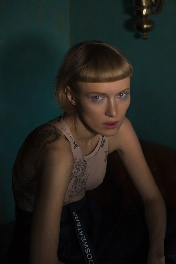 Tattoosweaters представили красивую съёмку  с фотодуэтом Bénin Paris. Изображение № 10.