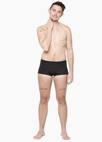 Thinx выпустили менструальное белье для трансгендерных мужчин. Изображение № 1.