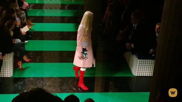 Прямой репортаж  с Paris Fashion Week:  День 9. Изображение № 18.