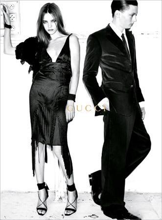 Кампания Gucci FW 2002 с Натальей Водяновой. Изображение № 138.