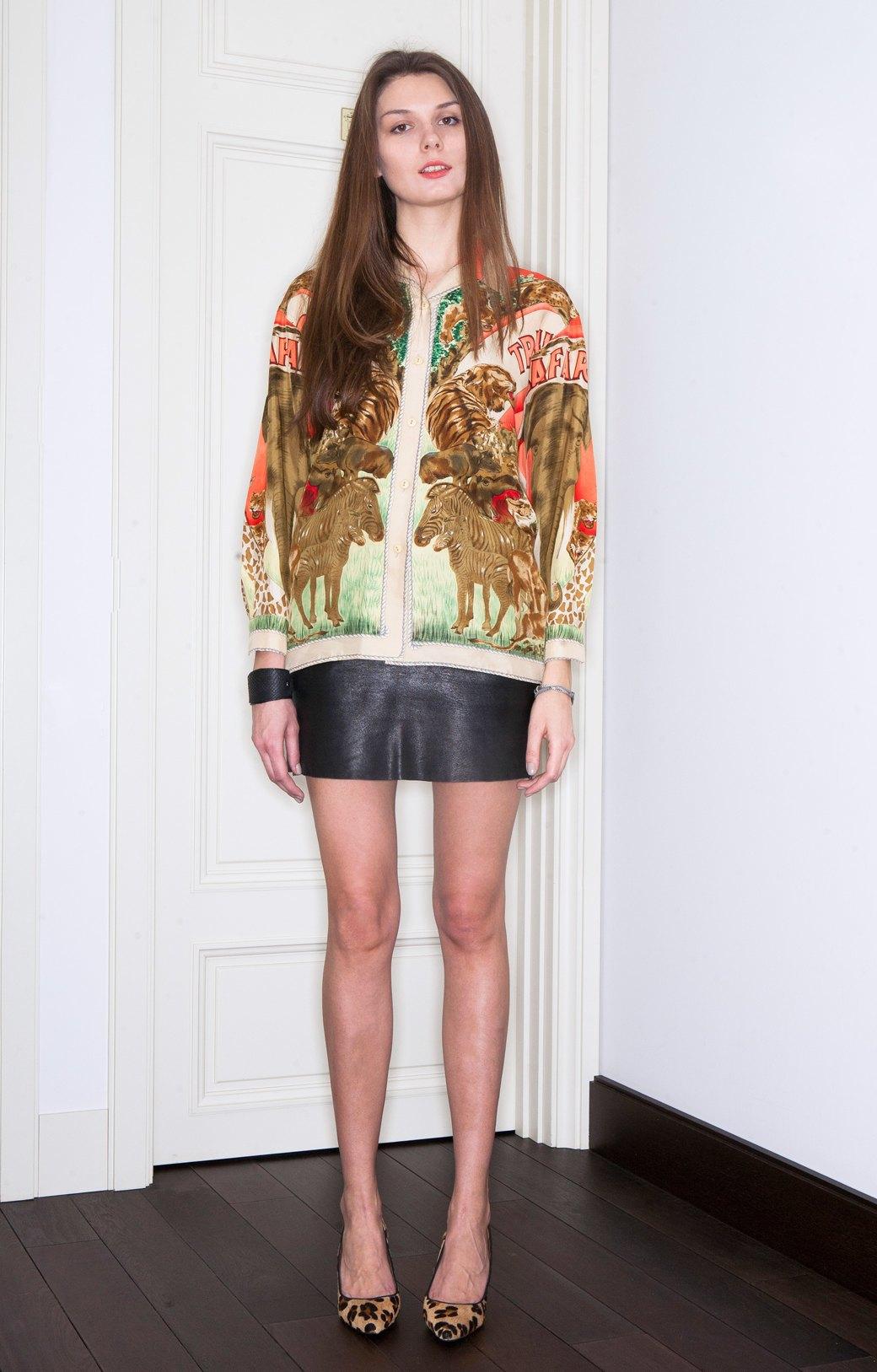 Дарья Самкович,  дизайнер марки I AM. Изображение № 13.