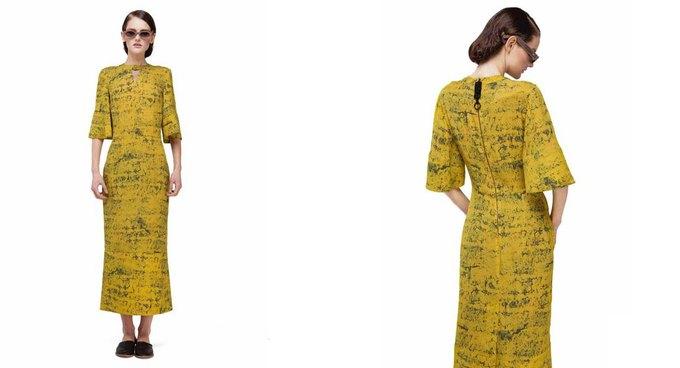 Платья в бельевом стиле в лукбуке KamenskayaKononova. Изображение № 12.