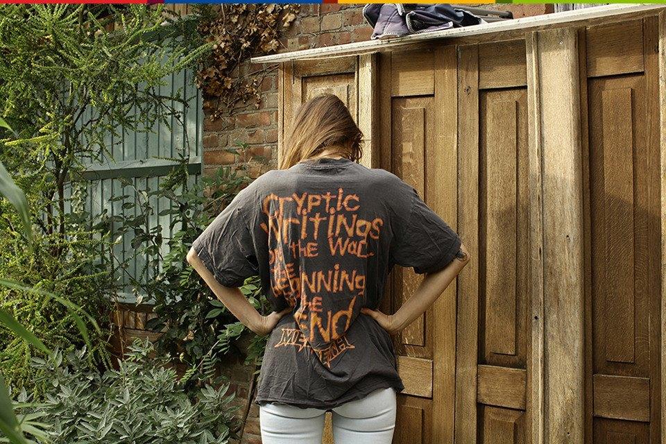 London rocks: Стилист Мирейа Гарсия и ее коллекция футболок. Изображение № 6.