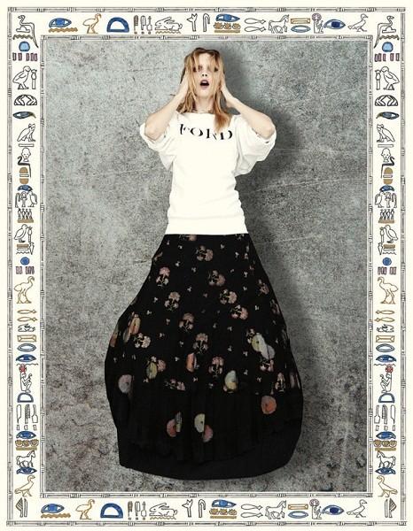 Композитки пяти модельных агентств к Нью-Йоркской неделе моды. Изображение № 46.