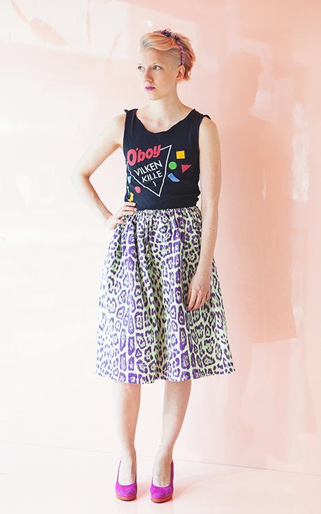 Фэшн-дизайнер Енни Алава  о любимых нарядах. Изображение № 12.