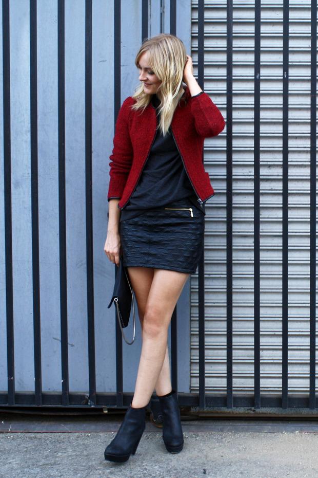 Гардероб: Мари Хэндкер Уолтерс, автор блога Blame It On Fashion. Изображение № 8.