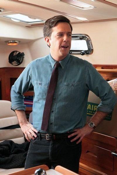 Эд Хелмс в роли Энди Бернарда, «Офис». Изображение № 12.