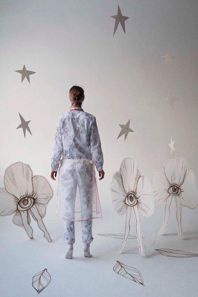 Леся Парамонова показала новую коллекцию. Изображение № 13.