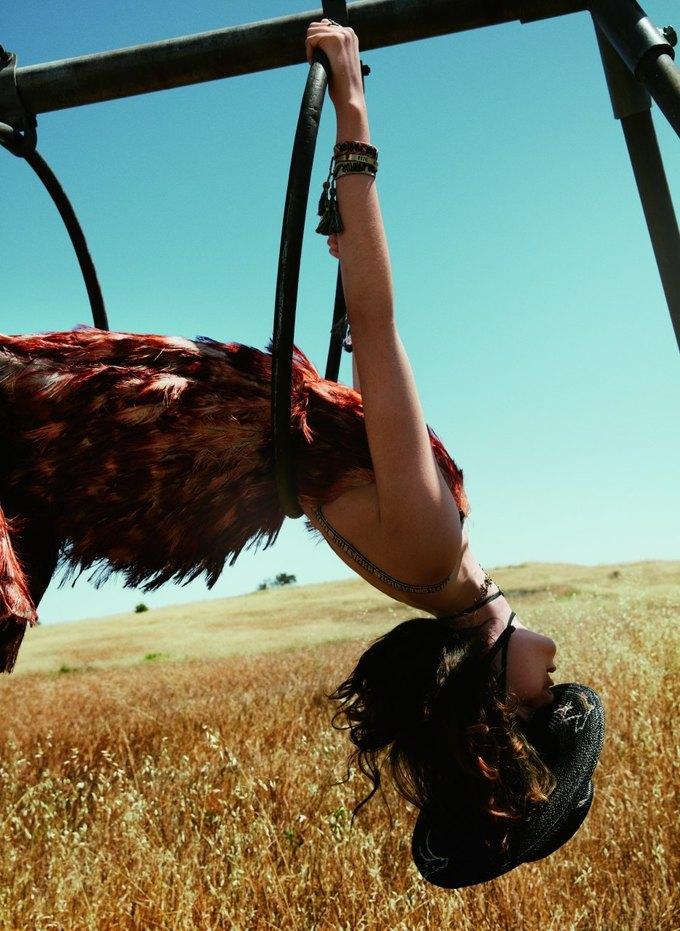 Калифорнийские просторы и ковбойские мотивы  в кампании Dior. Изображение № 2.