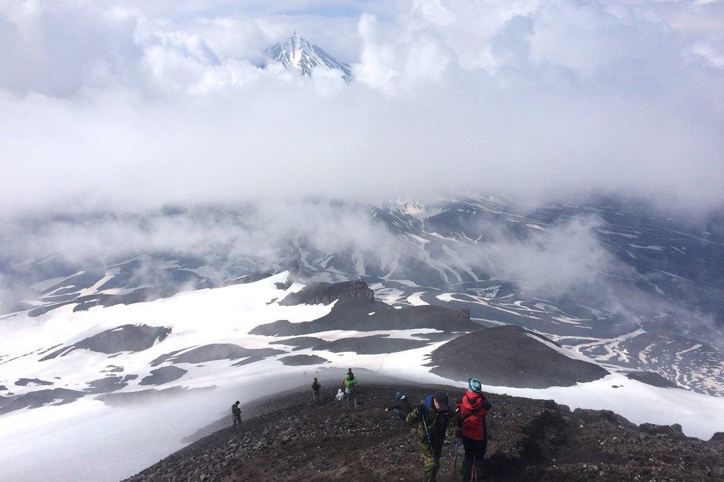 Поход по Камчатке:  160 километров пешком  и подъем на один вулкан. Изображение № 5.