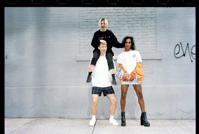 ASOS и GLAAD выпустили гендерно нейтральную коллекцию. Изображение № 1.