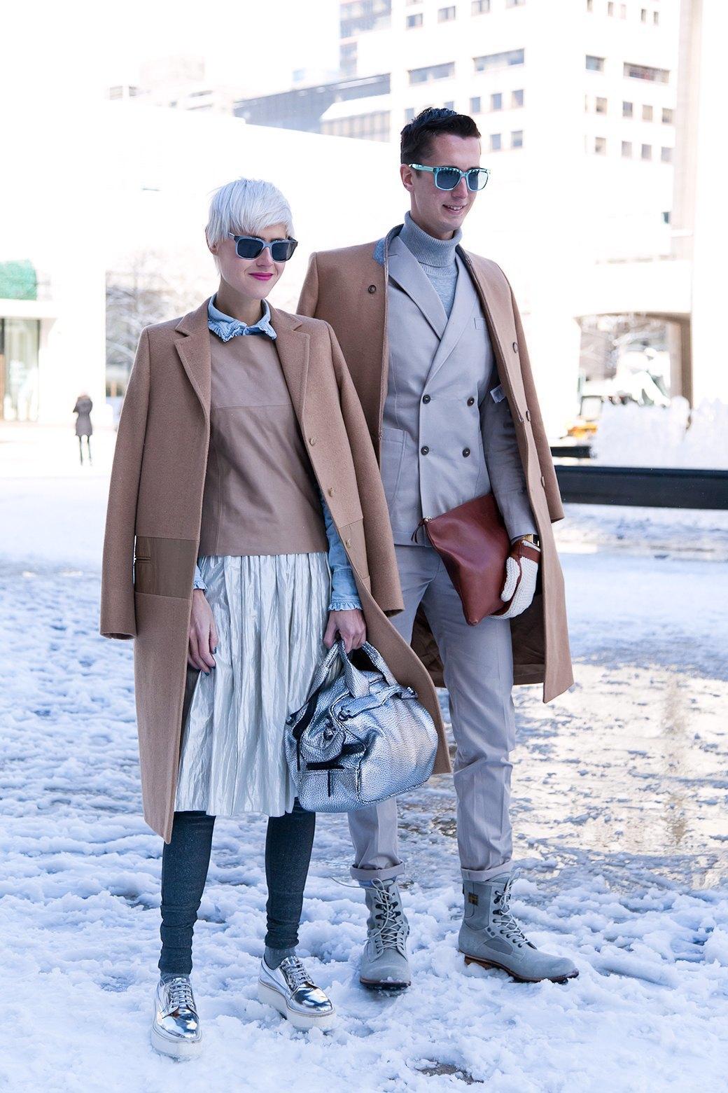 Неделя моды в Нью-Йорке,  часть II. Изображение № 1.